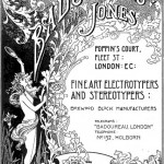 badoureau and jones engravers 1899.